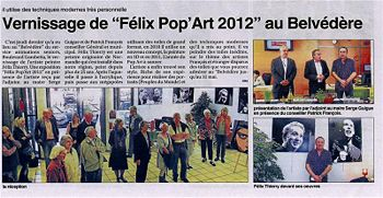 Article du Petit Journal